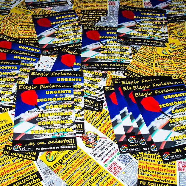 flyers publicitarios